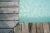 pools edge poster