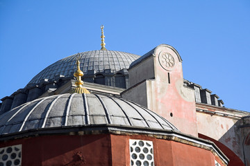 islam architecture of haja sofia
