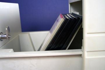 diskette box