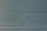 horizontal steel lines. poster