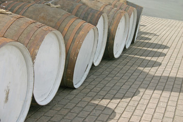 whisky barrels in scotland uk