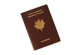 french passport poster