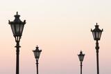 lamp post light poster