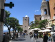 town taormina of sicily