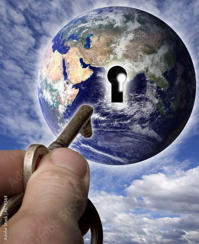 unlocking the world
