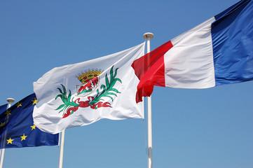 drapeau niçois