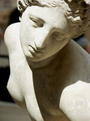 marble woman