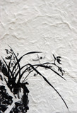oriental paper poster