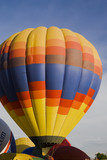 hot air balloon series 01 poster