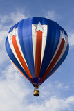 hot air balloon series 13 poster
