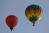 hot air balloon series 16 poster