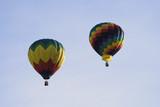 hot air balloon series 17 poster