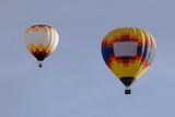 hot air balloon series 18 poster