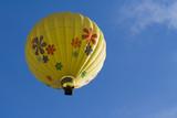 hot air balloon series 20 poster