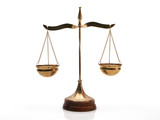 justice balance poster