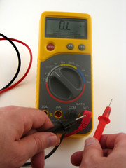 electronic multimeter