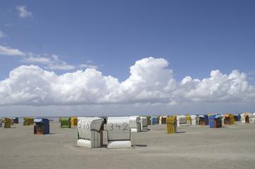 beach of norddeich