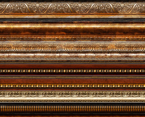 antique rustic decorative frame patterns