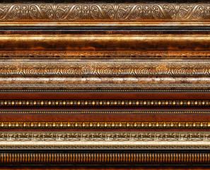 antique rustic decorative frame patterns