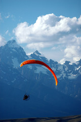 power paragliding