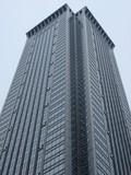 tall skyscraper poster