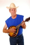 old time country musician 11 poster