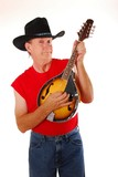 old time country musician 12 poster