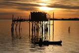 cedar key,levy county,florida,sunset,water,coast,i poster