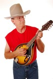 old time country musician 14 poster