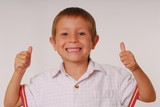 expressive kid 10 poster
