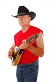 old time country musician 16 poster