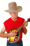 old time country musician 17 poster