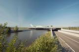 a bridge for planes poster