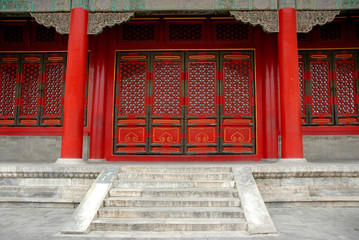 dynasty ming and qing building