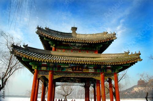 Foto op Aluminium Beijing summer palace in beijing