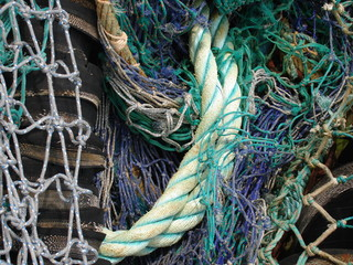 nets and rope