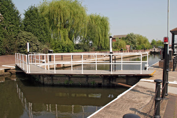 newark castle locks