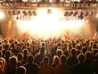 Leinwanddruck Bild - concert