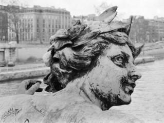 pont alexandre ii in paris