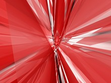 abstract red style