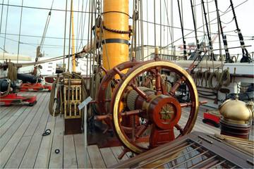 sail boat details
