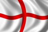 flag of england poster