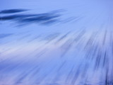 abstract speckled azure background poster
