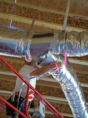 air conditioner,ducts