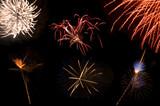 fireworks -2 poster