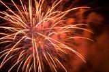 fireworks -3 poster
