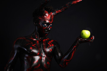 devil apple
