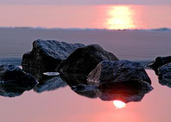 beach rock #3