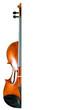 half violin