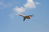 Fototapety polish jet plane